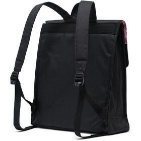 Herschel City Mid-Volume Rucksack 14l black/tan